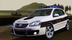 Volkswagen Golf 5 (ELM) para GTA San Andreas