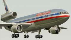 McDonnell Douglas DC-10-30 American Airlines para GTA San Andreas