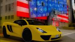 Pegassi Vacca (HQLM) para GTA San Andreas