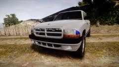 Dodge Durango 2000 Undercover [ELS] para GTA 4