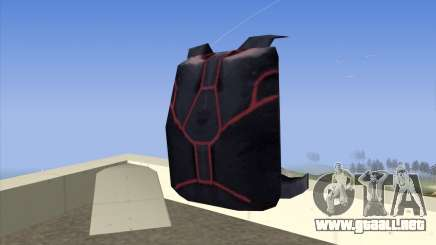 Parachute from Beta Version para GTA San Andreas