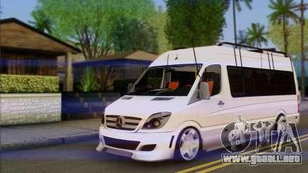 Mercedes-Benz Sprinter Servis para GTA San Andreas