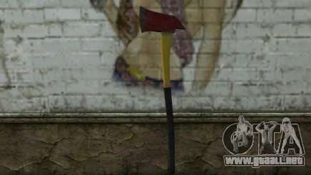 Fire axe (DayZ Standalone) v1 para GTA San Andreas