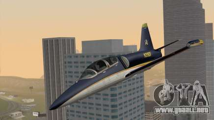 Aero L-39C para GTA San Andreas
