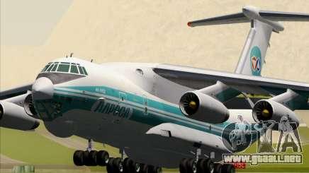 IL-76TD ALROSA para GTA San Andreas