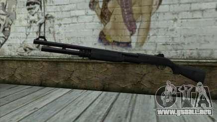 Benelli M3 Bump Mapping v3 para GTA San Andreas