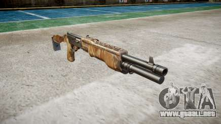 Ружье Franchi SPAS-12 de Élite para GTA 4