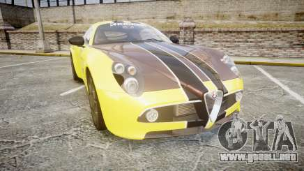 Alfa Romeo 8C Competizione купе para GTA 4