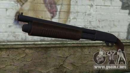 Remington 870 v2 para GTA San Andreas