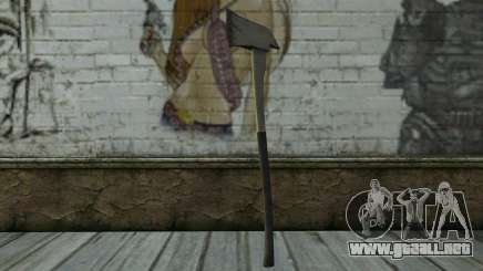 Fire axe (DayZ Standalone) v3 para GTA San Andreas