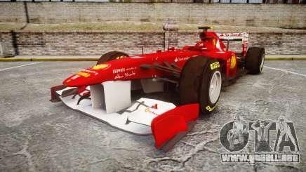 Ferrari 150 Italia Massa para GTA 4