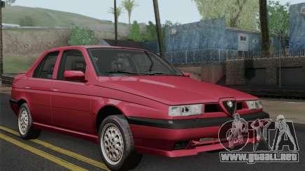 Alfa Romeo 155 Q4 1992 Stock para GTA San Andreas
