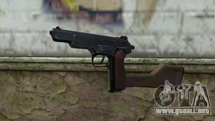 Stechkin Automático De La Pistola para GTA San Andreas