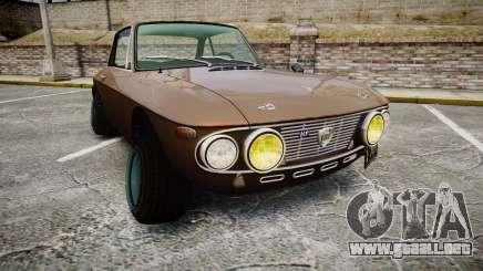 Lancia Fulvia HF (Camber) para GTA 4
