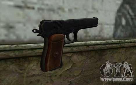 Colt45 para GTA San Andreas segunda pantalla