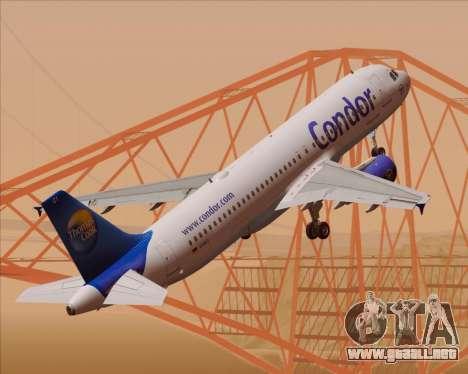 Airbus A320-200 Condor para GTA San Andreas