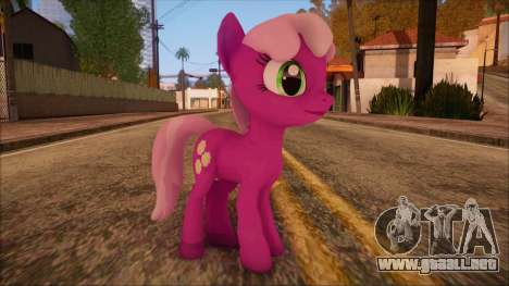 Cheerilee from My Little Pony para GTA San Andreas