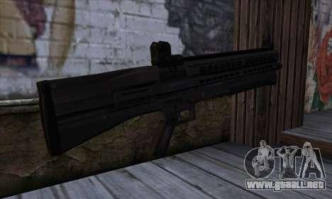 Combat Shotgun from State of Decay para GTA San Andreas segunda pantalla
