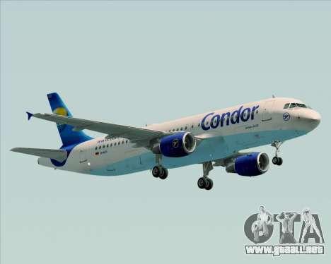 Airbus A320-200 Condor para GTA San Andreas left