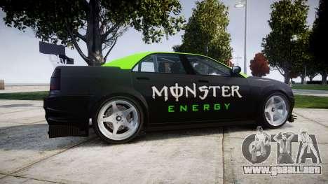 Albany Presidente Racer para GTA 4 left