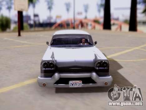 DeClasse Tornado GTA V para la visión correcta GTA San Andreas