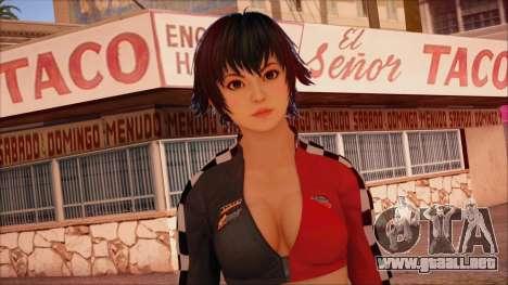 Modern Woman Skin 5 para GTA San Andreas tercera pantalla