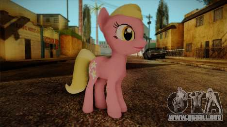 Lily from My Little Pony para GTA San Andreas