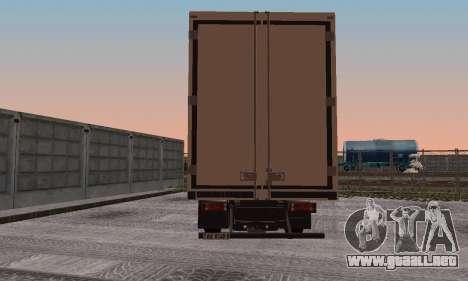 Iveco EuroTech para la visión correcta GTA San Andreas
