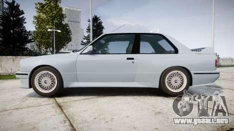 BMW M3 E30 1991 [EPM] para GTA 4 left