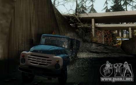 Pista de off-road 3.0 para GTA San Andreas