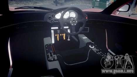 Mclaren F1 1993 [EPM] para GTA 4 vista interior