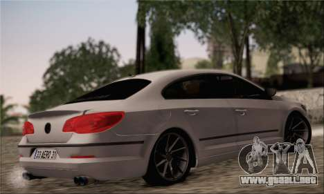 Volkswagen AirCC para GTA San Andreas left