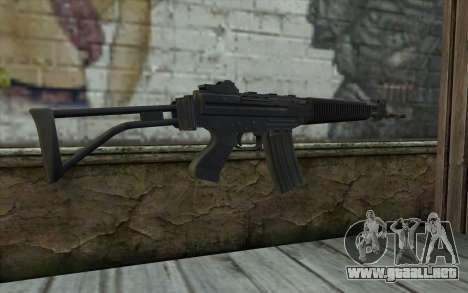 AR70 v1 para GTA San Andreas segunda pantalla