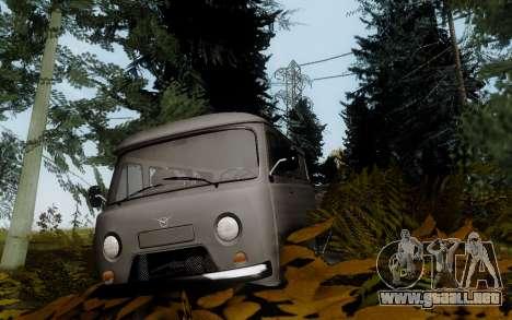 Pista de off-road 3.0 para GTA San Andreas sexta pantalla