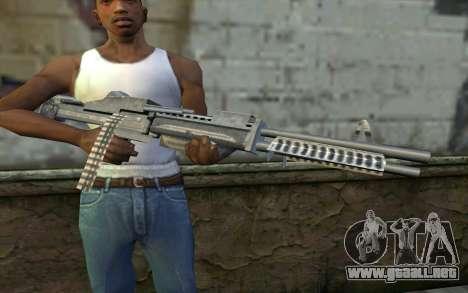 M60 from GTA Vice City para GTA San Andreas tercera pantalla