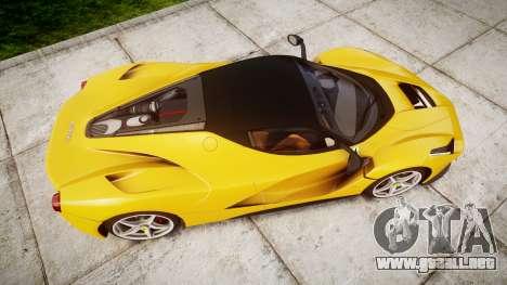 Ferrari LaFerrari [EPM] v1.2 para GTA 4 visión correcta
