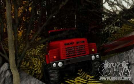 Pista de off-road 3.0 para GTA San Andreas tercera pantalla