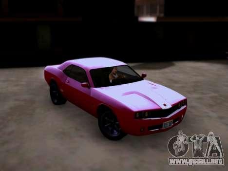 Bravado Gauntlet GTA 5 para GTA San Andreas