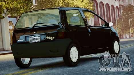 Renault Twingo I.1 para GTA 4 left