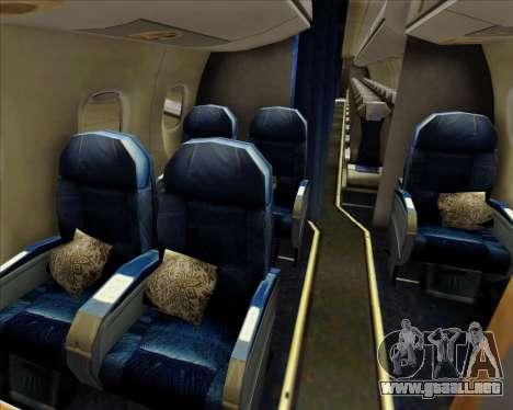 Embraer E-190-200LR House Livery para el motor de GTA San Andreas