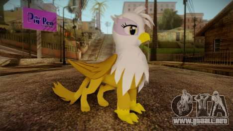 Gilda from My Little Pony para GTA San Andreas