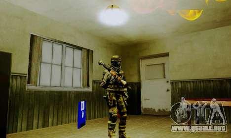 Weapon pack from CODMW2 para GTA San Andreas twelth pantalla