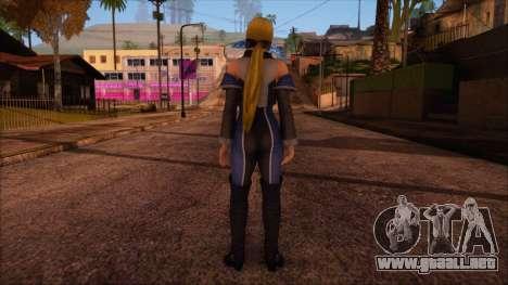 Modern Woman Skin 7 para GTA San Andreas segunda pantalla