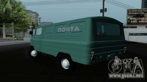 Zuk A06 para GTA San Andreas left