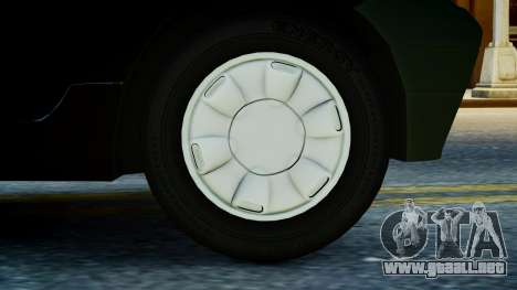 Renault Twingo I.1 para GTA 4 Vista posterior izquierda