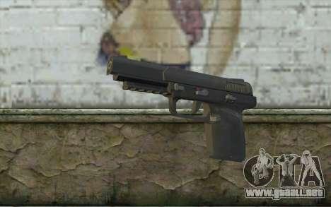 Five-Seven HD para GTA San Andreas