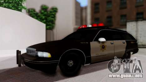 SD Chevy Caprice Station Wagon 1993 (1996) para GTA San Andreas