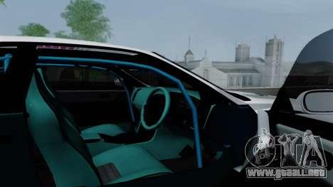 Nissan Skyline GT-R33 para GTA San Andreas interior