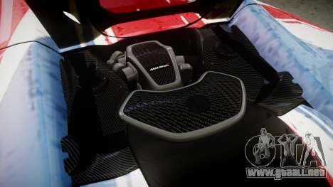McLaren 650S Spider 2014 [EPM] v2.0 UK para GTA 4 vista lateral