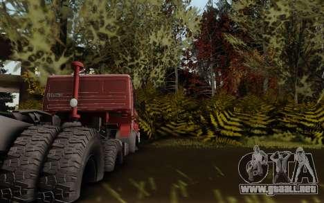 Pista de off-road 3.0 para GTA San Andreas séptima pantalla